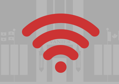 Campus-wide WiFi