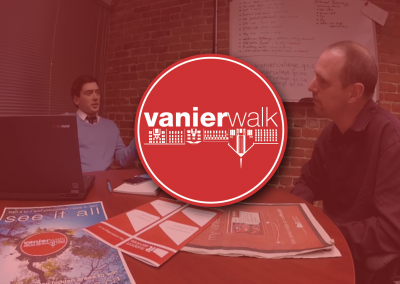 Introducing the Vanier Walk