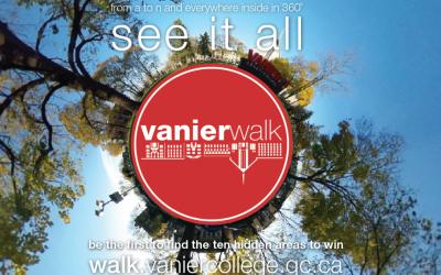 Vanier Walk 360º Tour