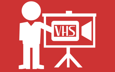 How to Use the Viewing Rooms with VHS