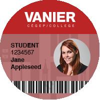 vanier id card